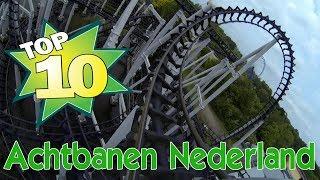 TOP 10 ACHTBANEN NEDERLAND!!!