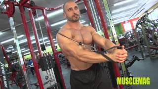 Noah Siegel: Abs Training
