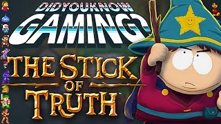 South Park The Stick of Truth - Did You Know Gaming? Feat. Caddicarus