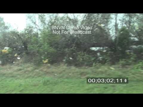 4/16/2011 Raleigh, NC Tornado Footage B-Roll