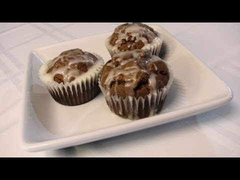 Gingerbread Muffins -- Lynn's Recipes