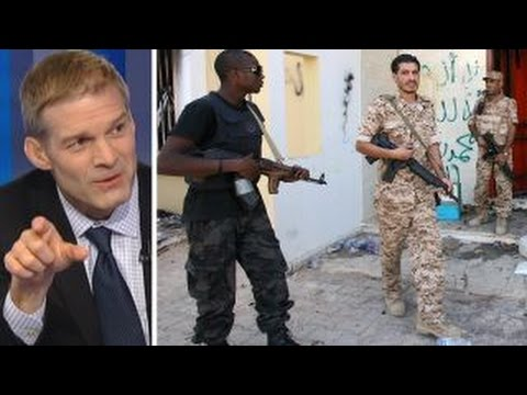 Rep. Jordan: Politics fueled Benghazi video lie