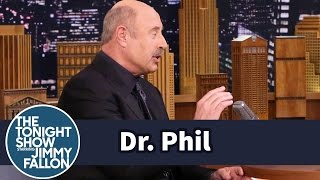Dr. Phil Shares His Secret for Staying Married for 40 Years