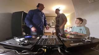 Oldshool funky house music