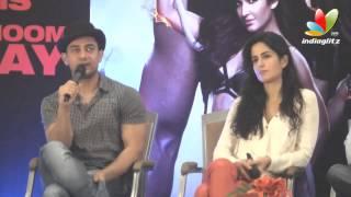 Dhoom 3 - Rajini Kanth is my favourite actor - Aamir Khan |  Abhishek bachan, Katrina Kaif  | Dhoom3