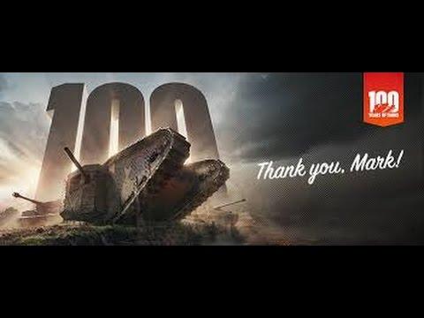 World of Tanks | Nowy tryb z okazji 100 lat czołgów PS4/XBO