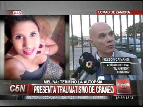 C5N - CASO MELINA ROMERO: HABLAN ABOGADOS TRAS LA AUTOPSIA