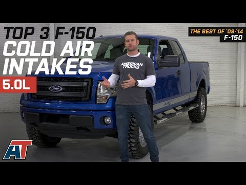 The 3 Best F150 Cold Air Intakes For 2011-2014 Ford F150 5.0L V8