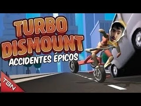 Turbo Dismount: Like A Boss video