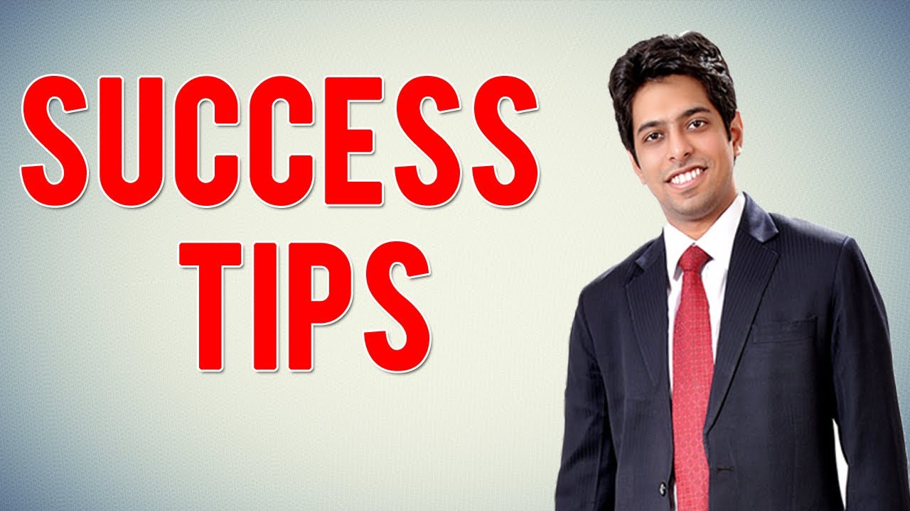 How to success in life youtube original