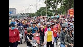 21/06/2018 Biggest Anti-China National Protest in Vietnam