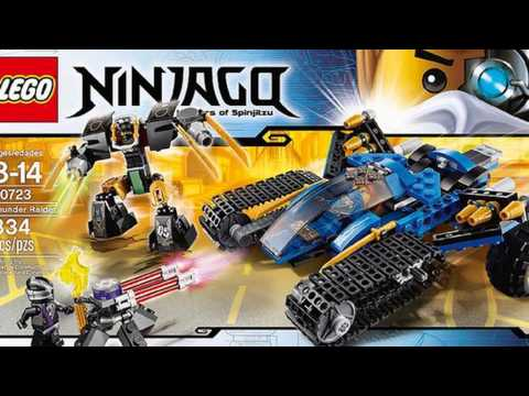 LEGO Ninjago 2014 Set Pictures