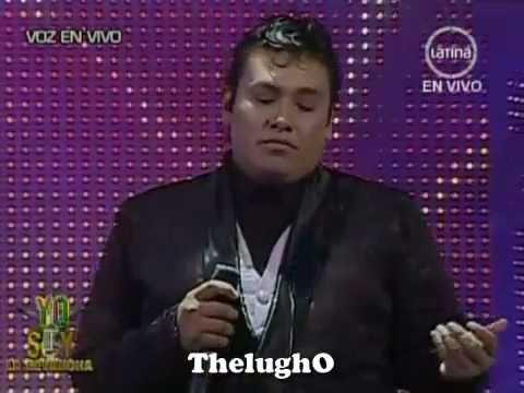 Yo Soy JUAN GABRIEL hace Llorar a Maricarmen Marin [17/12/12] Yo Soy La Revancha