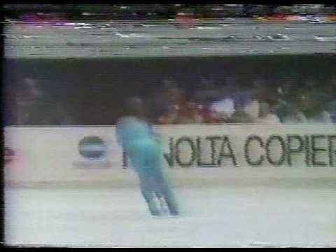 Baeß & Thierbach (GDR) - 1983 World Figure Skating Championships, Pairs' Long Program