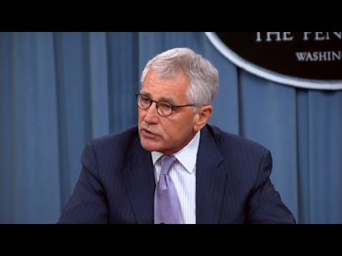 Hagel: ISIS 'beyond just a terrorist group'
