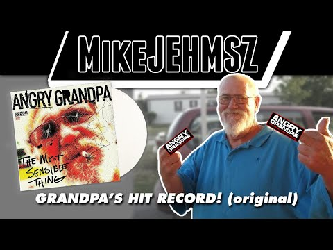 Angry Grandpa: The Most Sensible Thing Vinyl Record Review