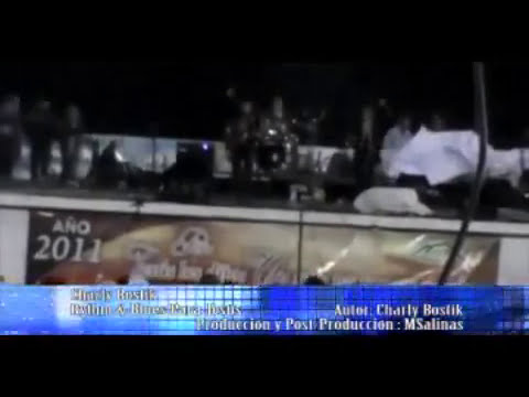 CHARLY BOSTIK-EN VIVO EN EL NOGAL MONTE MARIA LA TIERRA PROMETIDA.  Oficial Video.wmv