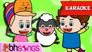 Rig a jig jig karaoke with lyrics | Nursery Rhymes TV | Ultra HD 4K Music Video