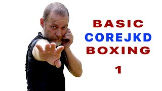 Ming Teaches Basic Core JKD Boxing - Part 1