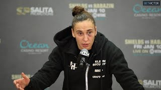 Ivana Habazin - FULL POST FIGHT PRESS CONFERENCE I Shields vs Habazin I Showtime Boxing