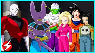 Dragon Ball Super Opening 2 Universe Survival Arc Tournament EASTER EGGS & In Depth Analysis