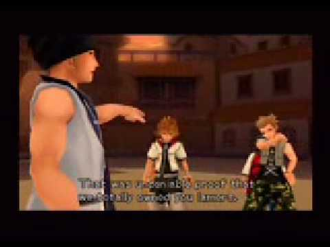 Kingdom Hearts II - Twilight Town 1 Part 1