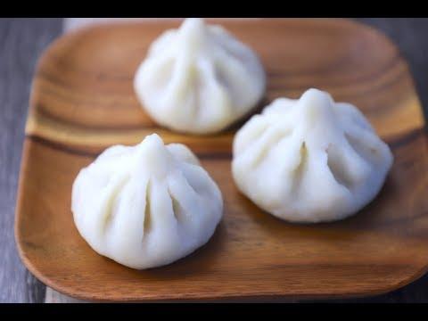 Modak recipe - Steamed modak - Ukdiche modak - Ganesh chaturthi special | Indian dessert