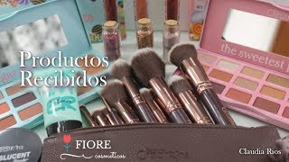 Productos Recibidos | Fiore Cosmeticos Guadalajara | Beauty Creations