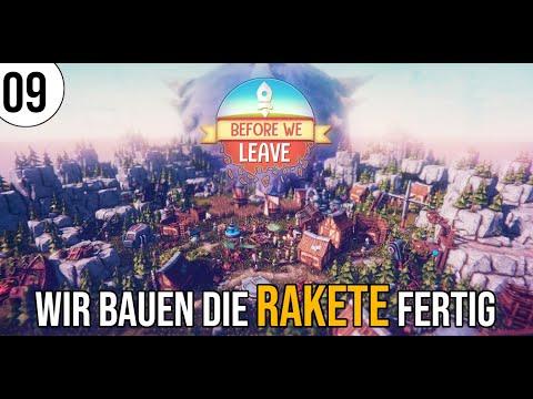 Before we Leave | 09 | Wir bauen die Raktete fertig | Let's play | deutsch