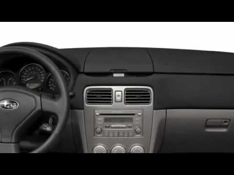 2008 Subaru Forester Video