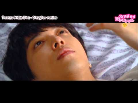 Because I Miss You - Jung Yong Hwa