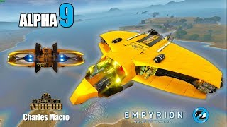 SV SHOWCASE | INSOLENCE CM | Attack Vessel | Empyrion Galactic Survival ALPHA 9.2 EXP | Ep. 20