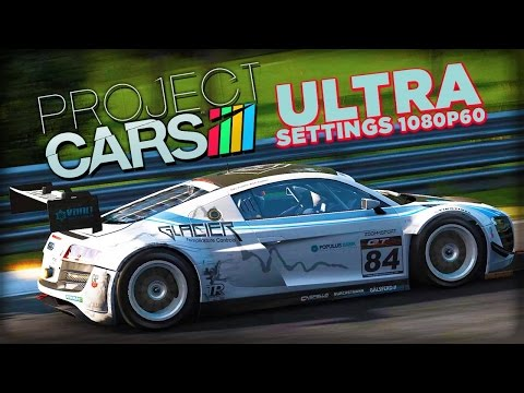 Project CARS Gameplay - Ultra Settings