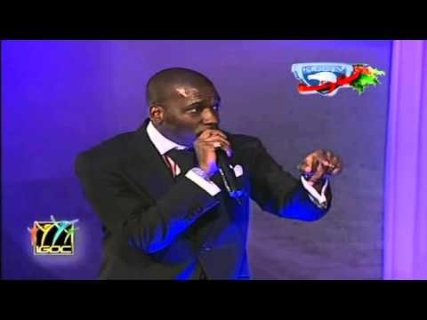 Dr. Jamal Harrison Bryant, Living On The Edge (igoc 2007) video