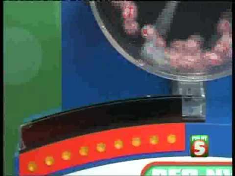Tirage Peo ny 5 du 15 novembre 2011