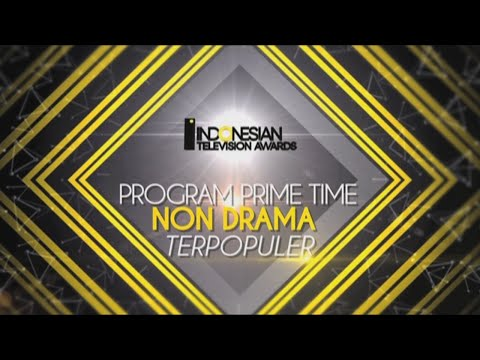 download lagu NOMINASI INDONESIAN TELEVISION AWARDS PROGRAM PRIMETIME NON DRAMA DAN DRAMA TERPOPULER gratis