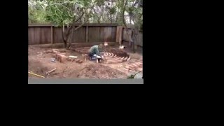 Building a Backyard Labyrinth
