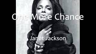 Watch Janet Jackson One More Chance video