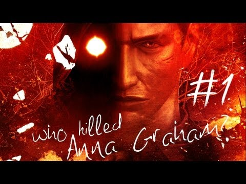 WHO KILLED ANNA GRAHAM? - Deadly Premonition The Director's Cut Gameplay Walkthrough Part 1