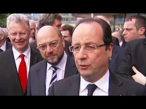 François Hollande : Nos Intérets Au Niger c'est AREVA