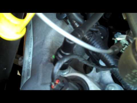 FORD 5.4 with cam phaser issue
