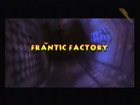 Misc Computer Games - Donkey Kong 64 - Frantic Factory