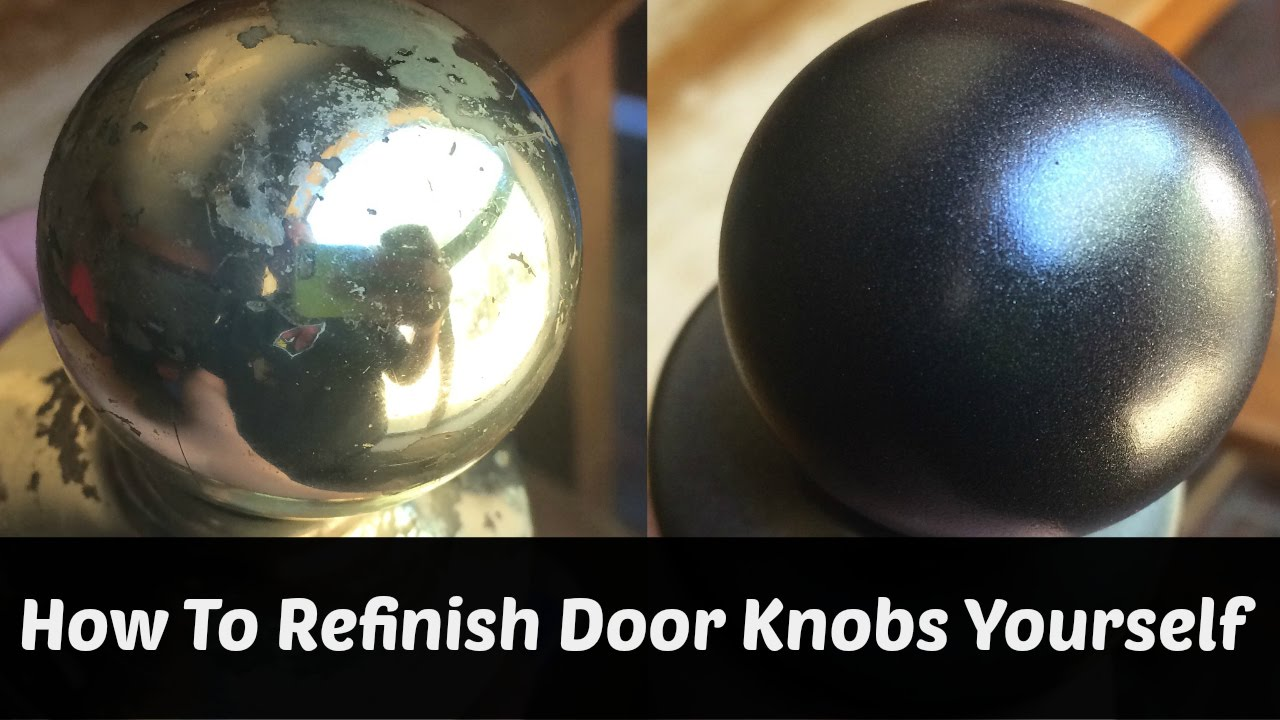 How to refinish
