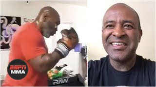 Is Mike Tyson preparing for a comeback? His new trainer Rafael Cordeiro discusses | ESPN MMA