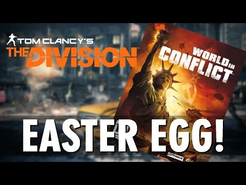 The Division | WORLD IN CONFLICT EASTER EGG!