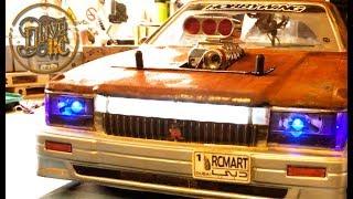 RC NISSAN CEDRIC WAGON - Custom & Drive