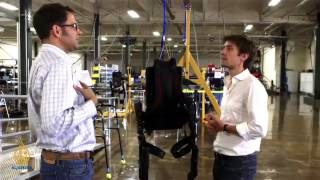 The Cure - Wearable Robot: Helping People with Paralysis Walk