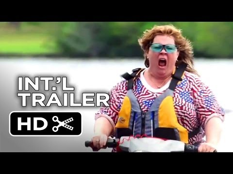 Tammy Official UK Trailer #1 (2014) - Melissa McCarthy, Susan Sarandon Comedy HD