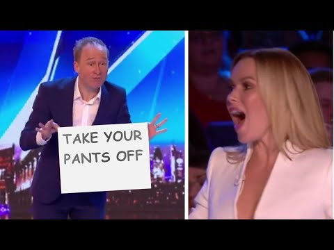HILARIOUS 'Misheard Lyrics' Act Has The Judges Rolling! | Britain's Got Talent 2018