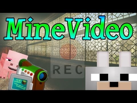 Minecraft Mods - MineVideo 1.2.5 Review and Tutorial